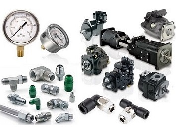 Hydraulic Industrial Equipment, Parker Hannifin, Versa Valves, Colder  Products Company, McDaniel Gauges, Clippard, Hose Repair, Pipe Fittings,  Clippard Products, Fitting connector, connectors, hydraulic Moters,  Cylinders, tie-rod hydraulic cylinder ...