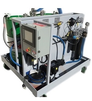 Fluid Conditioning Units Filter Cart