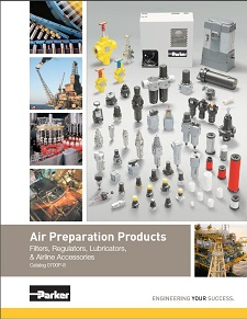 Parker Air Preparation Products FRL