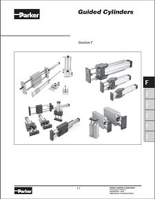 Parker Hannifin Guided Cylinders
