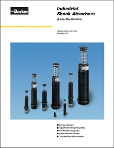 Parker Hannifin Industrial Cylinders
