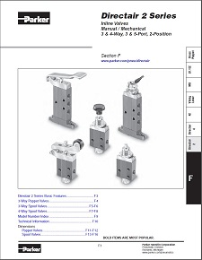 Parker Pneumatic Directair 2 Series