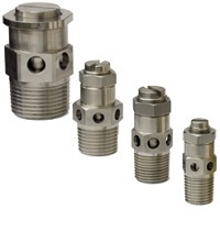 Bleed Control Valves Stainless Steel - BC Series