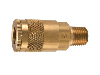 B12 10 Series Coupler - Male Pipe