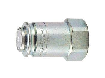 NS-502-8FP-E4 NS Series Nipple - Female Pipe