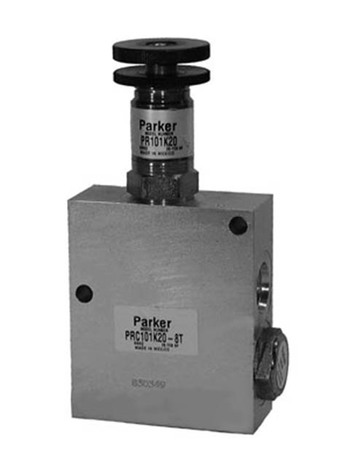 PRCH101S50P15V-8T PRCH101 Reducing/Relieving Valve