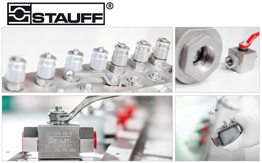 Stauff Ball Valves