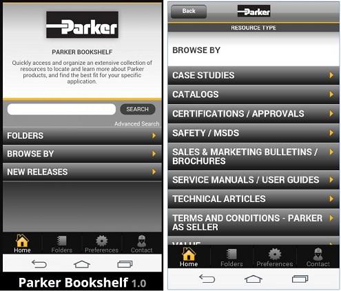 Parker Downloads