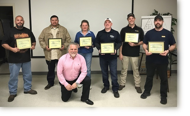 Wilson Company Pneumatic Automation Training