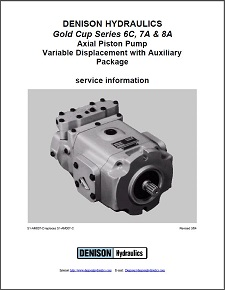Parker hannifin hydraulics for Parker hydraulic motors catalog