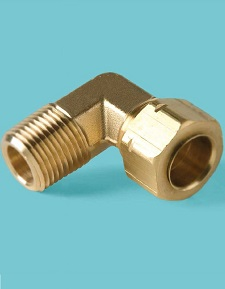 Industrial Compression Style Fittings
