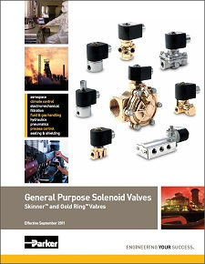 Parker General Pupose Solenoid Valves