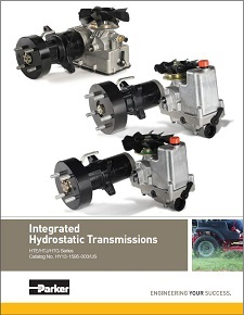 Parker Hannifin Integrated Hydrostatic Transmissions