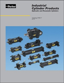 Parker Incustrial Cylinder Product Catalog