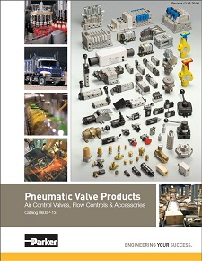 Parker Pneumatic Valve Products