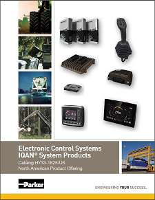 Parker Electronic Control Catalog