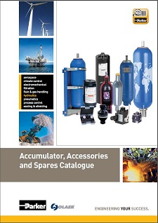 Parker Accumulator Catalog