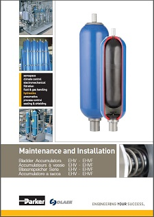 Parker Maintenance & Installation Catalog