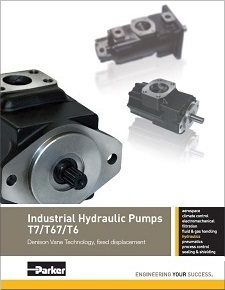 Parker Industrial Hydraulic Pumps