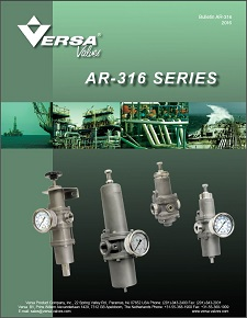 Versa AR-316 Series Regulator