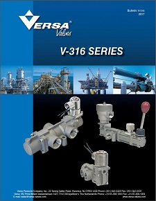 V-316 Stainless Steel Series