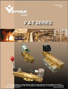 V and T Series Brass