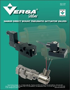 Versa Direct Mount Actuators