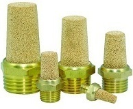 Brass Mufflers - 11130 Series