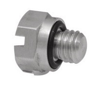 Screw Plug with Captivated O-Ring - 11785 Series