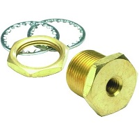 Bulkhead Fitting - 15027 & 15029 Series