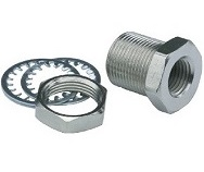 Bulkhead Fitting - 15027 & 15029 ENP Series