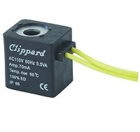 Clippard Replacement Coil - Wire Leads