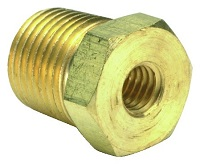"3/8"" NPT Thread to Male NPT - CD Series"