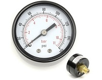 1/8 Inch Air Preperation Regulator Gauge