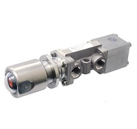 Versa Stainless Steel Valve - B-316 Series