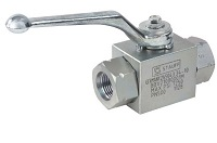High-Pressure Ball Valve - Medium Duty