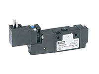 B Series Single Solenoid 3-way 2-position Valve