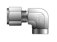 CPI Inch Tube NPT Female Elbow - DBZ