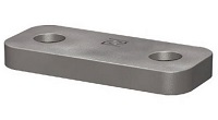 Heavy Duty Cover Plate for Single Clamps