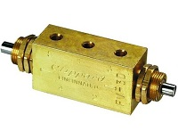 3-Way #10-32 Spool Valve - FV Series