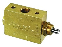 "3-Way 1/8"" NPT Valve - FV Series"