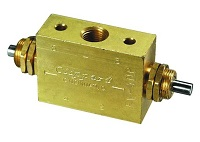 "4-Way 1/8"" NPT Valve - FV Series"