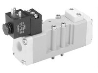 H-ISO H1 Series Double Solenoid 4-way 3-position Valve