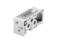 H-ISO H1 Series Bottom/End Ported Base Manifold/Subbase - BSPP