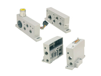 H-ISO HB/HA Series End Plate Kits - BSPP