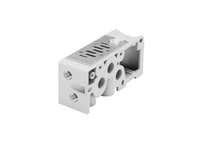 H-ISO HB Series End Ported Base Manifold/Subbase - NPT