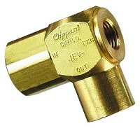 J-Series Quick Exhaust Valve - 1/4 Female 1/4 Female