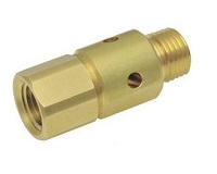J-Series Quick Exhaust In-Line Valve, Unthreaded