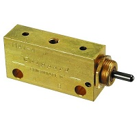 Stem Spool Valve - MAV Series