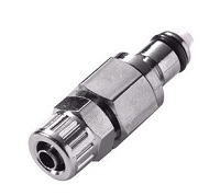 In-Line Ferruleless Polytube Fitting, PTF - MC Series